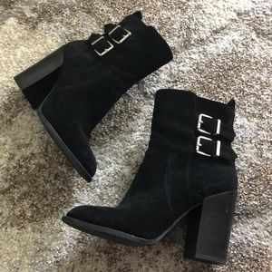 Gorgeous Leather Booties